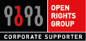 Open Rights Group Corporate Supporter