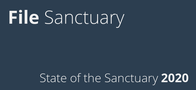 State of the Sanctuary 2020